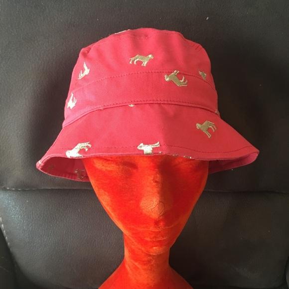 L.L. Bean Accessories - L.L. Bean Dog Bucket Hat 944418a5bfe5